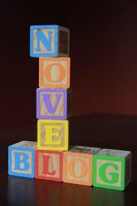 Balancing Blog and Novel