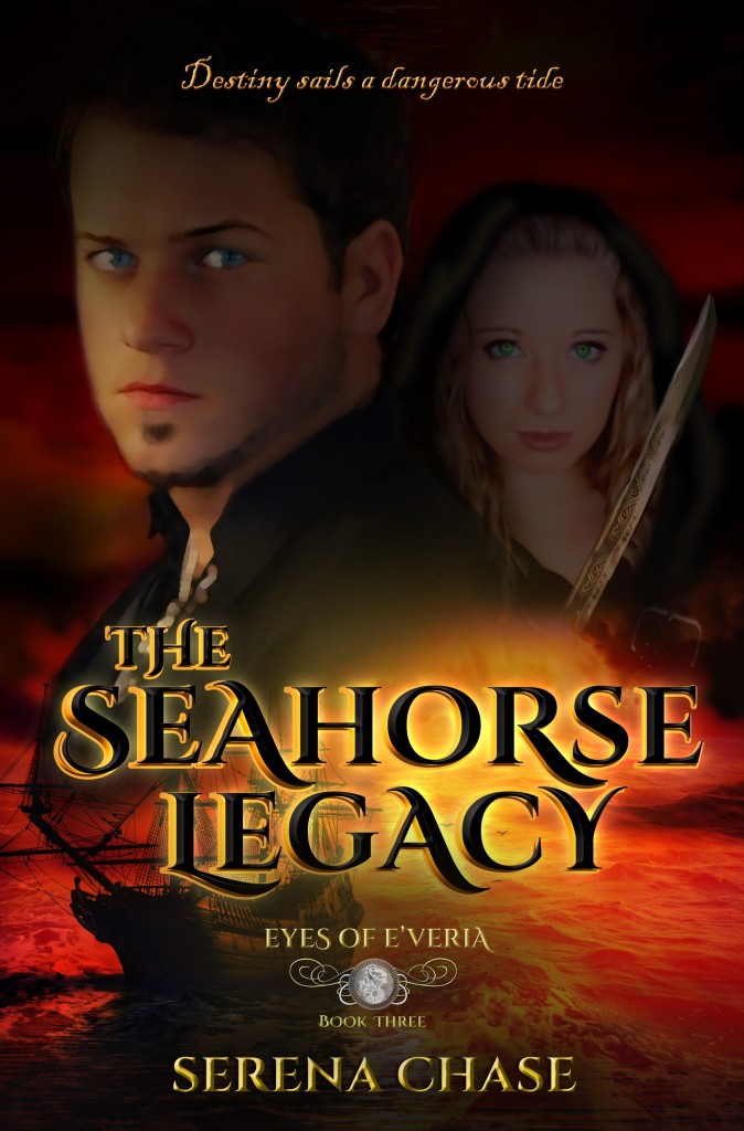 The Seahorse Legacy - new cover